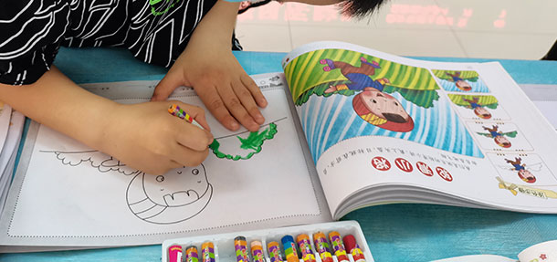 """六一儿童节快乐!这个儿童节一起争做""""远大小画家""""作品评选活动同步进行中!"""